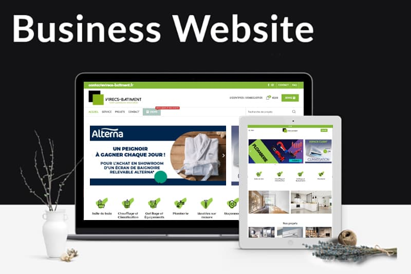 Site BUSINESS